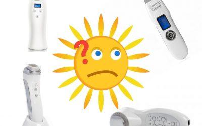 Szabad-e ránctalanító kozmetikai gépeket használni nyáron?